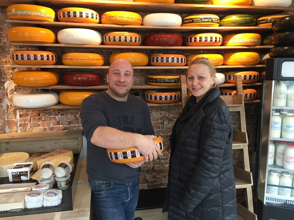 The Cheese Store Land van Belofte Schiedam